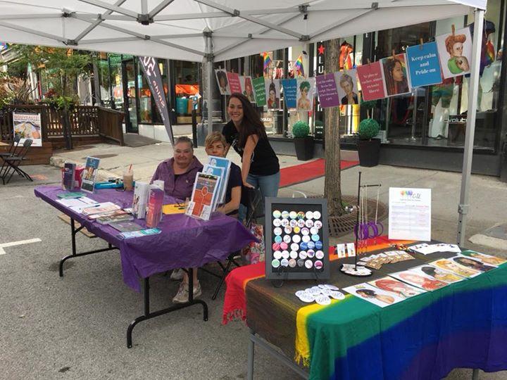 Le CSL à la Journée communautaire (Fierté MTL) in Montreal le Sat, August 17, 2019 from 11:00 am to 05:00 pm (Festival Lesbian)