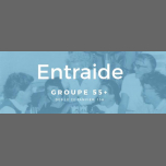 Groupe d'entraide 55 + in Montreal le Tue, April  2, 2019 from 01:30 pm to 03:30 pm (Meetings / Discussions Lesbian)