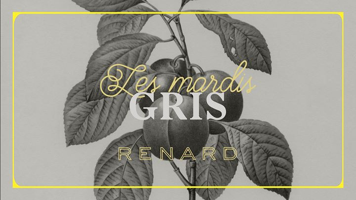 Mardi GRIS en Montreal le mar 13 de agosto de 2019 20:00-01:00 (After-Work Gay, Lesbiana, Trans, Bi)