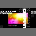 Kevin Volpato ★ UNITY in Montreal le Sa 30. März, 2019 22.00 bis 03.00 (Clubbing Gay)
