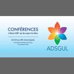 魁北克Conférences de la semaine de la diversité sexuelle 20192019年12月27日,12:00(男同性恋, 女同性恋 见面会/辩论)