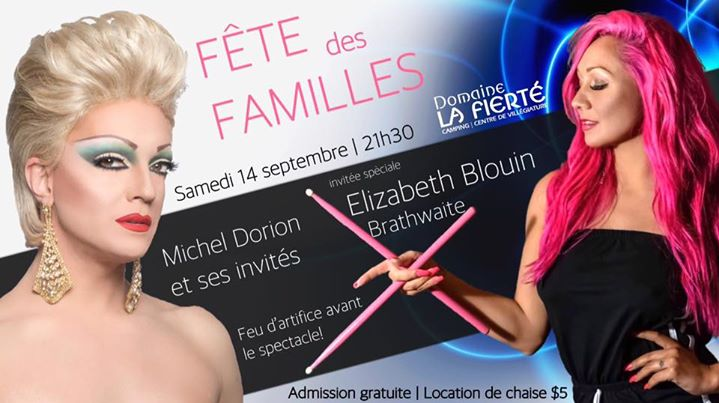 Fête des familles DLF (fin de saison 2019) in Sainte-Julienne le Sat, September 14, 2019 at 09:30 pm (Clubbing Gay, Bear)
