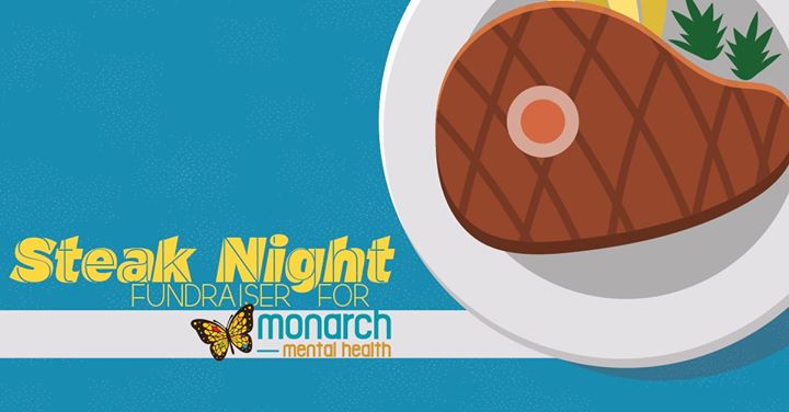 ReginaSteak Night Fundraiser for Monarch Mental Health2019年 6月26日,18:00(男同性恋, 女同性恋 集资)