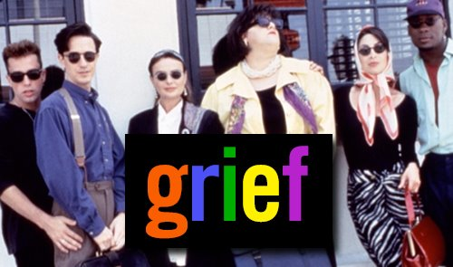 Grief - Stonewall Archives Film Series in Rochester le Wed, November 13, 2019 from 06:30 pm to 08:30 pm (Cinema Gay, Lesbian, Trans, Bi)