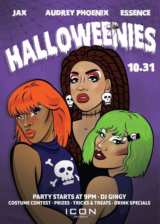 Halloween at Icon! a New York le gio 31 ottobre 2019 20:00-04:00 (Clubbing Gay)