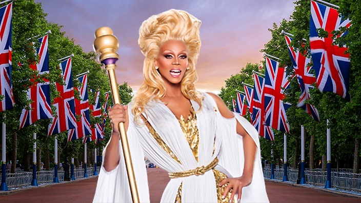 RuPaul's Drag Race UK Viewing Party! a New York le gio 31 ottobre 2019 20:00-21:00 (After-work Gay)