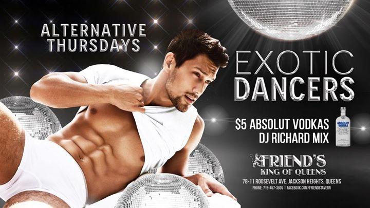 Alternative Thursdays a New York le gio  9 maggio 2019 22:00-04:00 (Clubbing Gay)