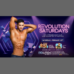 REvolution Saturdays en Nueva York le sáb  2 de marzo de 2019 23:00-04:00 (Clubbing Gay)