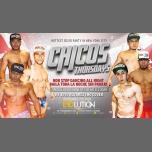 纽约CHiCOS Thursdays2018年11月20日,23:00(男同性恋 俱乐部/夜总会)