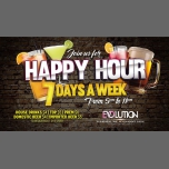 Monday Happy Hour en Nueva York le lun 19 de noviembre de 2018 17:00-23:59 (After-Work Gay)