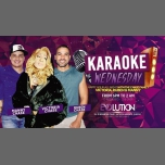 Karaoke Wednesdays en Nueva York le mié 21 de noviembre de 2018 18:00-02:00 (After-Work Gay)