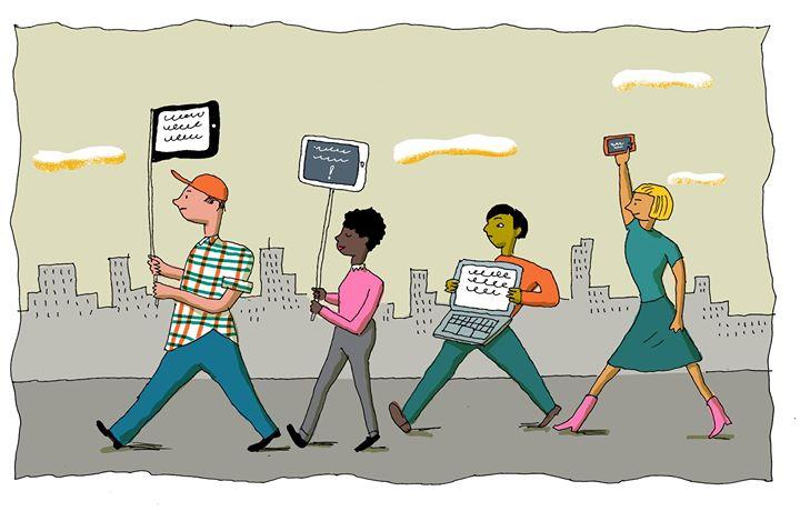 纽约TechLab - Digital Literacy for Immigrants2019年 4月11日,16:30(男同性恋, 女同性恋, 变性, 双性恋 见面会/辩论)