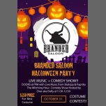 Branded Saloon Halloween FREE! Live Music & Comedy & Contest in New York le Mi 31. Oktober, 2018 19.00 bis 01.00 (After-Work Gay, Hetero Friendly)
