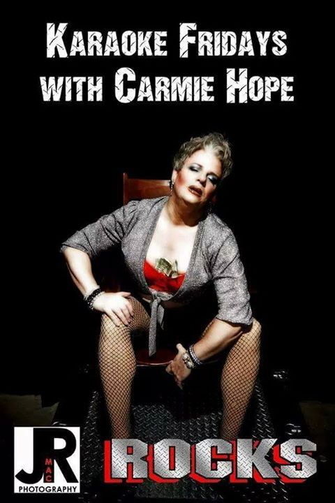 Karaoke Fridays with Carmie a Albany le ven  4 ottobre 2019 21:00-00:00 (After-work Gay)