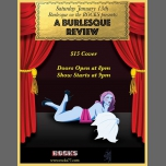 A Burlesque Review in Albany le Sat, January 13, 2018 from 08:00 pm to 04:00 am (After-Work Gay)