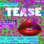 TEASE: At Rockbar NYC 3.31 a New York le dom 31 marzo 2019 alle 21:00 (After-work Gay, Orso)