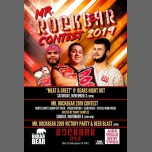 Mr. RockBear 2019 à New York le sam.  3 novembre 2018 de 21h00 à 22h00 (After-Work Gay, Bear)