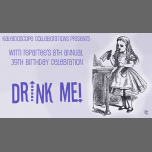 Drink Me! Witti Repartee's 8th Annual 39th Birthday Celebration en Nueva York le sáb 27 de julio de 2019 18:00-21:00 (After-Work Gay, Oso)
