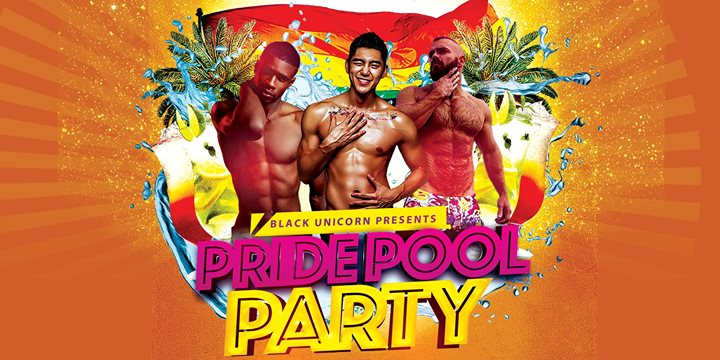 WorldPride NYC Pool Party in Times Square à New York le sam. 29 juin 2019 de 12h00 à 16h00 (Clubbing Gay, Lesbienne)