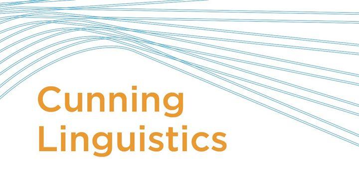 Cunning Linguistics em Nova Iorque le qui,  7 novembro 2019 19:00-20:00 (Workshop Gay, Lesbica, Trans, Bi)