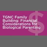 纽约TGNC Family Building2018年 6月 7日,18:30(男同性恋, 女同性恋, 变性, 双性恋 见面会/辩论)