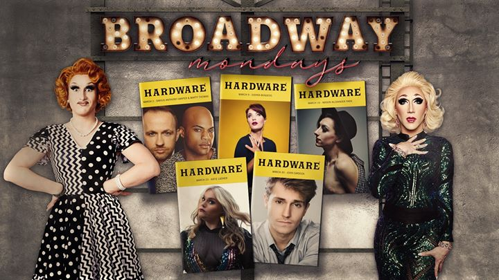 Broadway Mondays in New York le Mo  6. April, 2020 19.00 bis 00.00 (After-Work Gay)