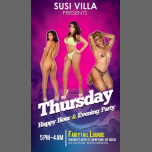 Susi Villa presents TS Party Thursdays in New York le Thu, April 25, 2019 from 05:00 pm to 04:00 am (Clubbing Gay)