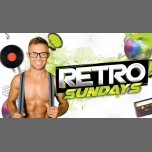 Retro Sundays à New York le dim.  2 décembre 2018 de 14h00 à 04h00 (Clubbing Gay)