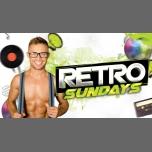Retro Sundays à New York le dim.  9 décembre 2018 de 14h00 à 04h00 (Clubbing Gay)