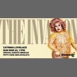 Catrina LoveLace Invades The Stonewall ! à New York le dim. 24 mars 2019 à 23h00 (Clubbing Gay)