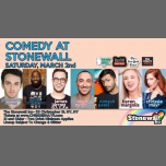 Comedy at Stonewall à New York le sam.  2 mars 2019 de 20h00 à 21h30 (Clubbing Gay)