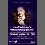 Confessions of a Homecoming Queen in New York le Sun, March 24, 2019 from 06:00 pm to 09:00 pm (Clubbing Gay)