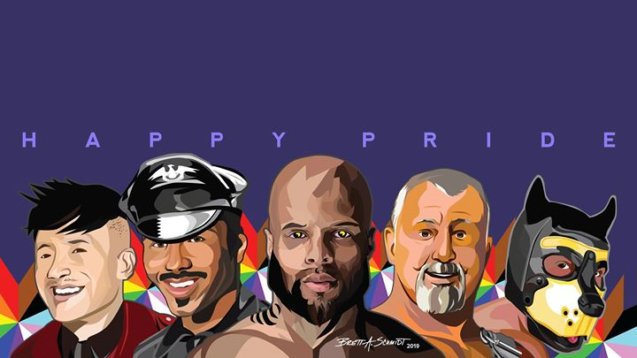 World Pride 2019 in New York le Sun, June 16, 2019 from 05:00 pm to 04:00 am (Clubbing Gay)