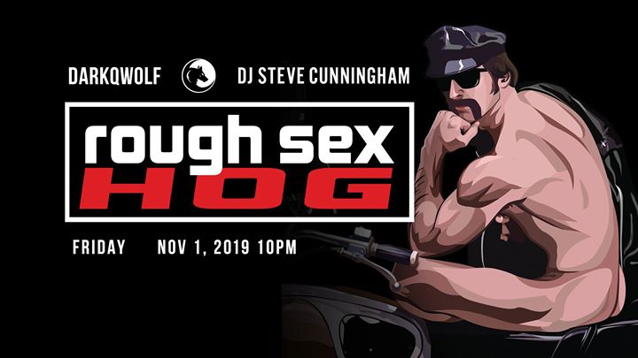 Rough SexNY in New York le Fri, November  1, 2019 from 10:00 pm to 04:00 am (Clubbing Gay)