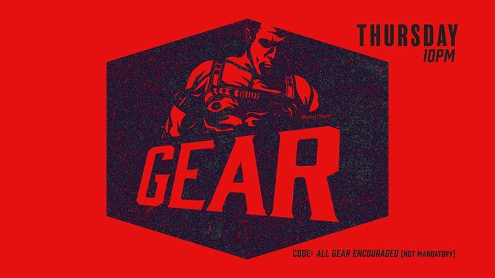 Gear Thursdays em Nova Iorque le qui, 21 novembro 2019 22:00-04:00 (Clubbing Gay)