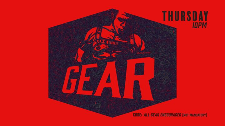 Gear Thursdays em Nova Iorque le qui, 12 dezembro 2019 22:00-04:00 (Clubbing Gay)