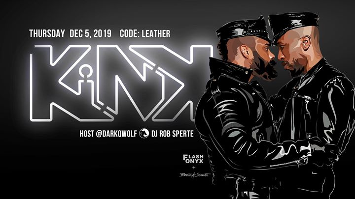 KINK in New York le Do  5. Dezember, 2019 22.00 bis 04.00 (Clubbing Gay)