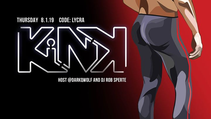 Kink in New York le Thu, August  1, 2019 from 10:00 pm to 04:00 am (Clubbing Gay)