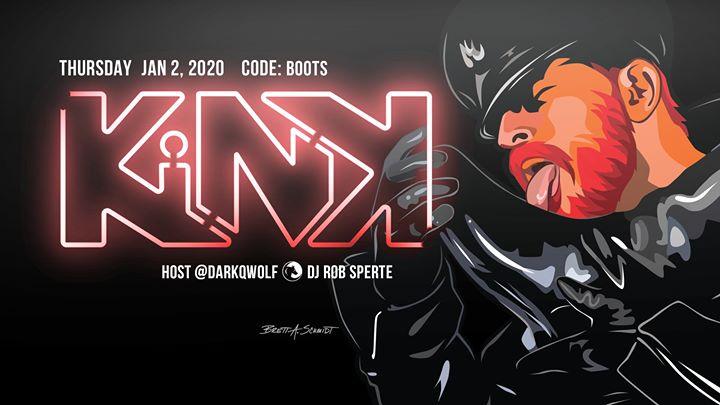 KINK em Nova Iorque le qui,  2 janeiro 2020 22:00-04:00 (Clubbing Gay)