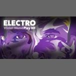 Electro: Violet Wand Play 101 à New York le mer. 28 février 2018 à 19h00 (Clubbing Gay)