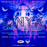 ONYX Lands at the Eagle à New York le sam. 10 mars 2018 à 19h00 (Clubbing Gay)