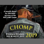 CHOMP 2019 in New York le Sat, April 13, 2019 from 06:00 pm to 01:00 am (After-Work Gay)