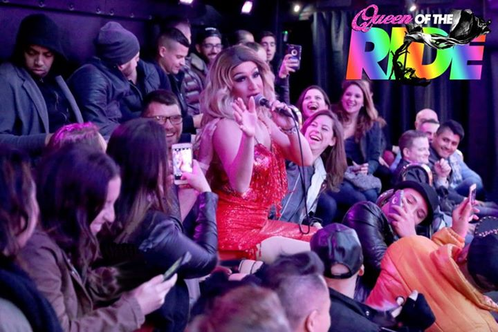 Queen on the RIDE - Interactive Drag Show on Wheels! a New York le ven 15 novembre 2019 20:00-21:00 (Spettacolo Gay)