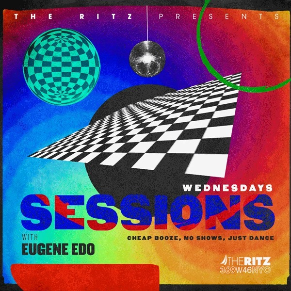 Sessions Wednesdays in New York le Wed, July  3, 2019 from 10:00 pm to 04:00 am (Clubbing Gay)