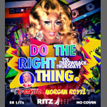 Do The Right Thing à New York le jeu. 28 mars 2019 de 22h00 à 04h00 (Clubbing Gay)