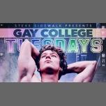 Gay College Tuesdays à New York le mar. 11 décembre 2018 de 22h00 à 04h00 (Clubbing Gay)