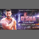DIGNA feat. DJ ALEC BRIAN in New York le Sat, March 23, 2019 from 11:00 pm to 11:55 pm (After-Work Gay)