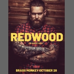 Redwood at The Brass Monkey in New York le Sun, November 25, 2018 from 04:00 pm to 10:00 pm (After-Work Gay, Bear)