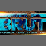 Brüt - Solidarity WorldPride Closing Event in New York le Sat, June 29, 2019 from 11:00 pm to 08:00 am (Clubbing Gay)