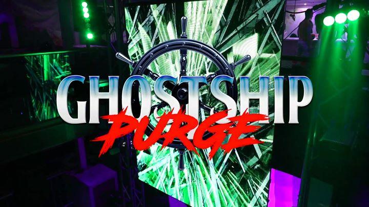Ghostship Halloween ☆ NYC Main Event ☆ DJ Phil Romano & TonYYnoT à New York le ven. 25 octobre 2019 de 21h30 à 03h30 (Clubbing Gay)